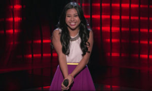 "The Voice 12 Blind Audition: Anatalia Villaranda ""Runaway Baby"" VIDEO"
