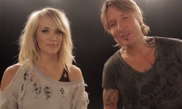 Keith Urban Amp Carrie Underwood Announce Quot The Fighter
