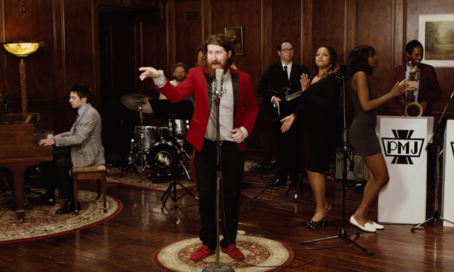 casey abrams pmj what is love