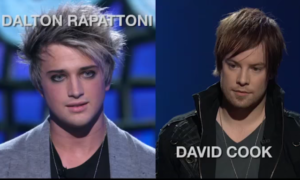 "American Idol David Cook Dalton Rapattoni ""Eleanor Rigby"" Mashup! (VIDEO)"