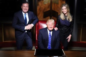 JK Rowling, Piers Morgan Battle on Twitter Over Trump