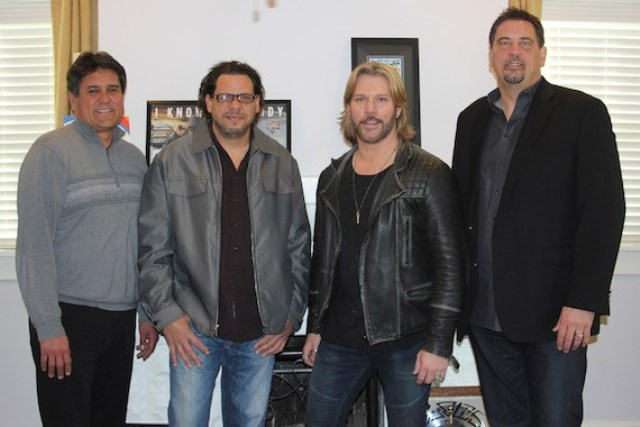 The Voice Craig Wayne Boyd 2017 Signings