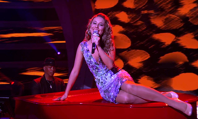 haley reinhart benny and the jets