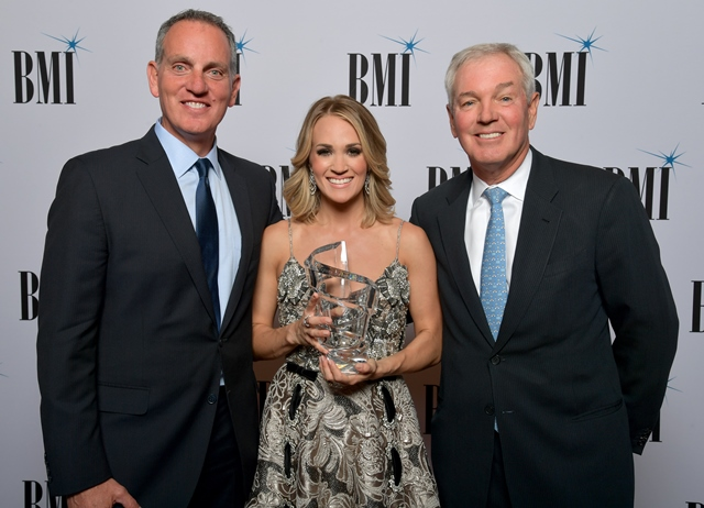 carrie underwood bmi awards