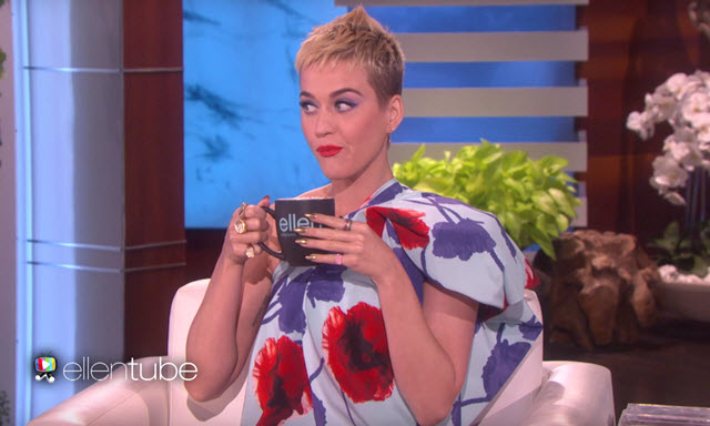katy perry ellen degeneres american idol rumors