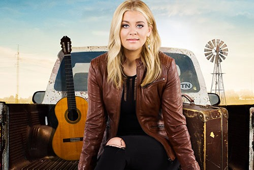 Lauren Alaina Road Less Traveled Movie Poster Feat