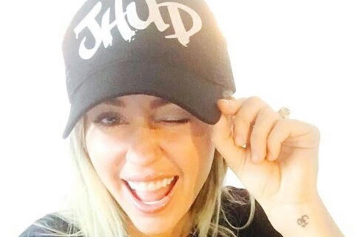 Miley Cyrus Team JHud