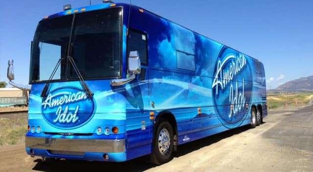 American Idol Bus Auditions