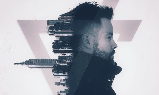 David Cook Gimme Heartbreak Single Cover-feat