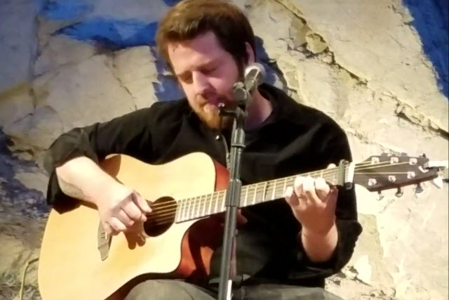 Lee DeWyze The Breakdown Single