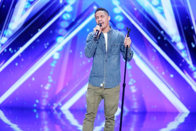 AMERICA'S GOT TALENT -- ?Auditions? Episode 1206 -- Pictured: Brandon Rogers -- (Photo by: Trae Patton/NBC)