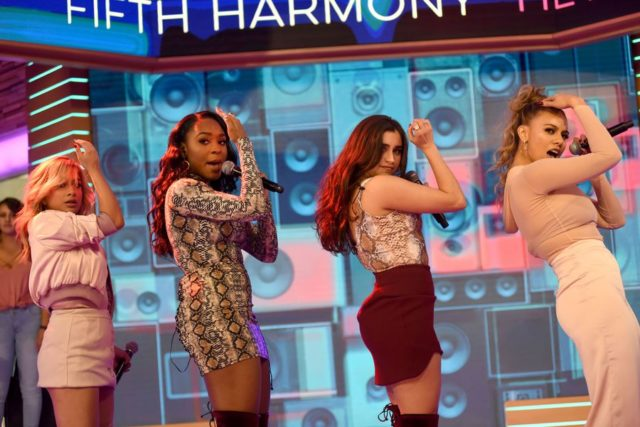 Fifth Harmony GMA 2017