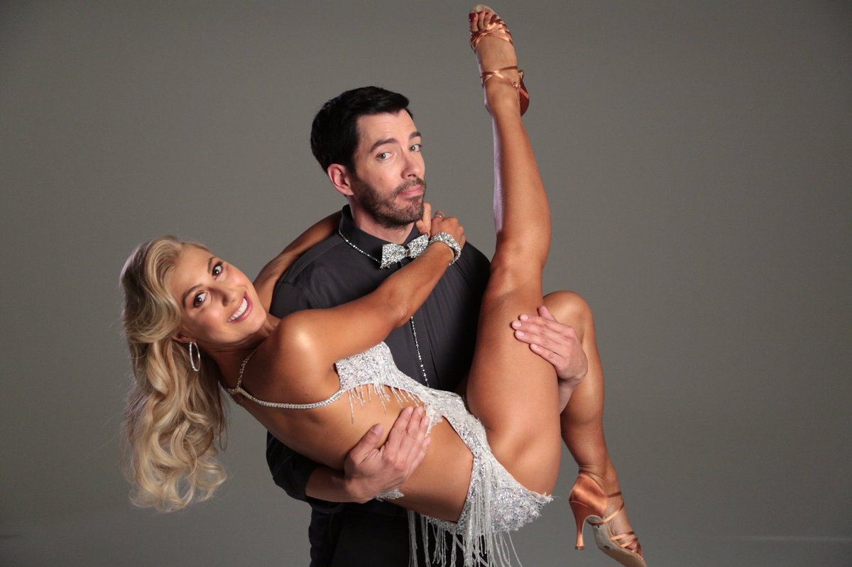 Drew Scott & Emma Slater Dancing with the Stars 25