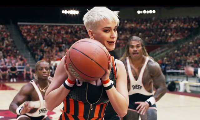 Katy Perry Swish Swish Music Video