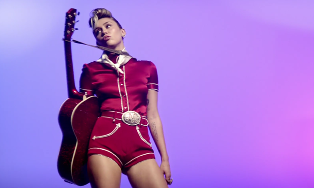 Miley Cyrus Younger Now Music Video