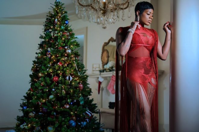 Fantasia Christmas After Midnight-feat