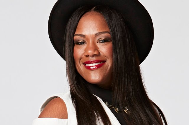 Keisha Renee The Voice Season 13 Interview
