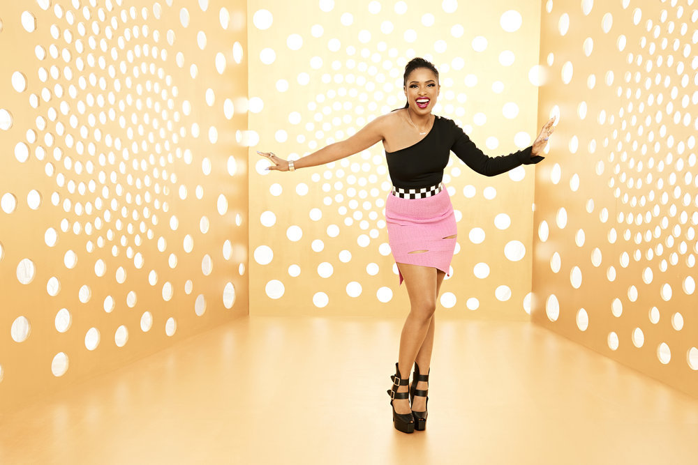 THE VOICE -- Season: 13 -- Pictured: Jennifer Hudson -- (Photo by: Andrew Eccles/NBC)