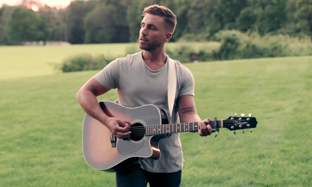 Nick Fradiani I'll Wait For You Music Video
