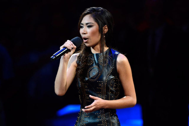 Jessica Sanchez Singing
