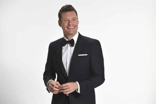 "DICK CLARK'S PRIMETIME NEW YEAR'S ROCKIN' EVE WITH RYAN SEACREST 2016 - Ryan Seacrest hosts ""Dick Clark's New Year's Rockin' Eve with Ryan Seacrest."" (ABC/Matt Petit)"