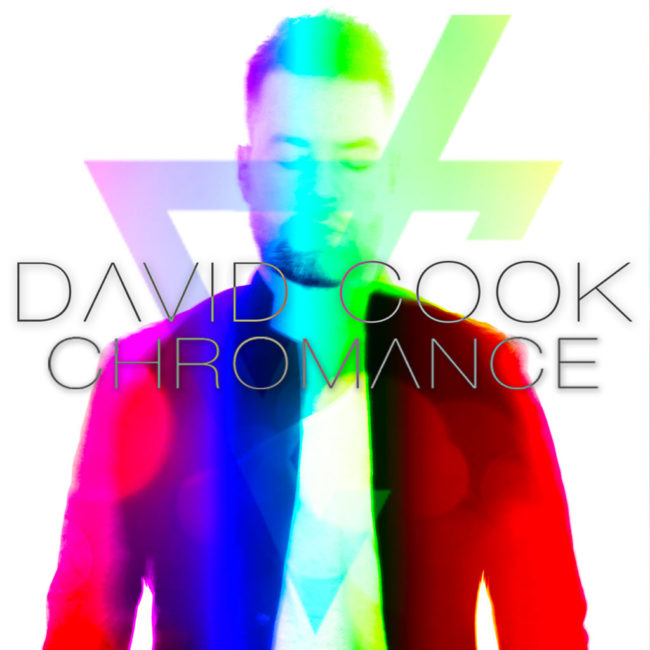 David Cook Chromance EP Cover Art