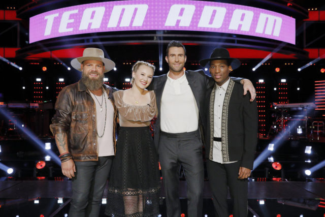The Voice Season 13 Playoffs 2 POLLS and iTunes Rankings