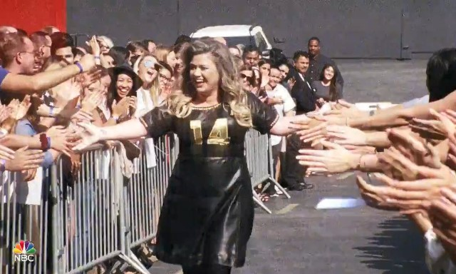 Kelly Clarkson The Voice 14 Promo