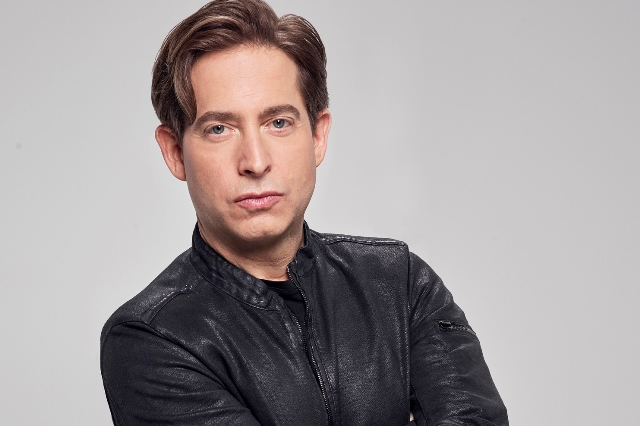 THE FOUR: BATTLE FOR STARDOM: Charlie Walk. The six-episode event THE FOUR: BATTLE FOR STARDOM premieres Thursday, Jan. 4 (8:00-10:00 PM ET/PT) on FOX. CR: Brian Bowen Smith / FOX. © 2017 FOX Broadcasting.