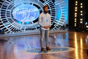 """AMERICAN IDOL - """"104 (Auditions)"""" - """"American Idol"""" heads to Los Angeles, Nashville, New Orleans and New York City, as the search for AmericaÕs next superstar continues on its new home on AmericaÕs network, The ABC Television Network, MONDAY, MARCH 19 (8:00-10:00 p.m. EDT). (ABC/Mark Levine) DOMINIQUE (BIRMINGHAM, AL)"""