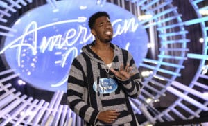 """AMERICAN IDOL - """"104 (Auditions)"""" - """"American Idol"""" heads to Los Angeles, Nashville, New Orleans and New York City, as the search for AmericaÕs next superstar continues on its new home on AmericaÕs network, The ABC Television Network, MONDAY, MARCH 19 (8:00-10:00 p.m. EDT). (ABC/Eddy Chen) MARCIO DONALDSON (COMPTON, CA)"""