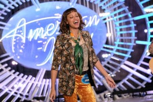 """AMERICAN IDOL - """"103 (Auditions)"""" - """"American Idol"""" heads to Los Angeles, Nashville, New York City and Savannah, as the search for AmericaÕs next superstar continues on its new home on AmericaÕs network, The ABC Television Network, SUNDAY, MARCH 18 (8:00-10:01 p.m. EDT). (ABC/Eddy Chen) AMELIA HAMMER HARRIS (LEXINGTON, KY)"""
