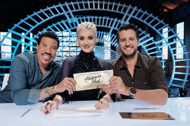 American Idol 2018 Judges and Golden Ticket