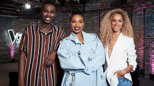 The Voice UK Battle Rounds 2018 - Jennifer Hudson - Leona Lewis - Mo
