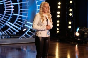 """AMERICAN IDOL - """"105 (Auditions)"""" - """"American Idol"""" heads to Los Angeles, Nashville, New Orleans, New York City and Savannah, as the search for AmericaÕs next superstar continues on its new home on AmericaÕs network, The ABC Television Network, SUNDAY, MARCH 25 (8:00-10:01 p.m. EDT). (ABC/Mark Levine) GABBY BARRETT (PITTSBURGH, PA)"""