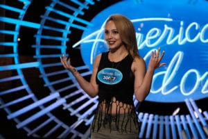 """AMERICAN IDOL - """"105 (Auditions)"""" - """"American Idol"""" heads to Los Angeles, Nashville, New Orleans, New York City and Savannah, as the search for AmericaÕs next superstar continues on its new home on AmericaÕs network, The ABC Television Network, SUNDAY, MARCH 25 (8:00-10:01 p.m. EDT). (ABC/Guy D'Alema) JURNEE (DENVER, CO)"""