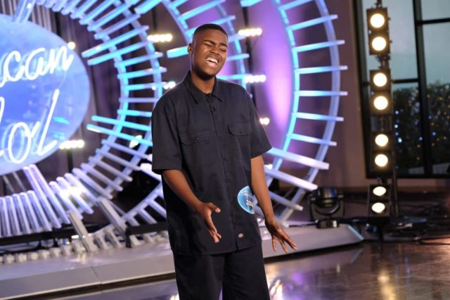 "AMERICAN IDOL - ""105 (Auditions)"" - ""American Idol"" heads to Los Angeles, Nashville, New Orleans, New York City and Savannah, as the search for AmericaÕs next superstar continues on its new home on AmericaÕs network, The ABC Television Network, SUNDAY, MARCH 25 (8:00-10:01 p.m. EDT). (ABC/Eddy Chen) MICHAEL J. WOODARD (PHILLADELPHIA, PA)"