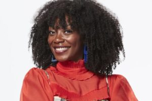 THE VOICE -- Season: 14 -- Pictured: Christiana Danielle -- (Photo by: Paul Drinkwater/NBC)