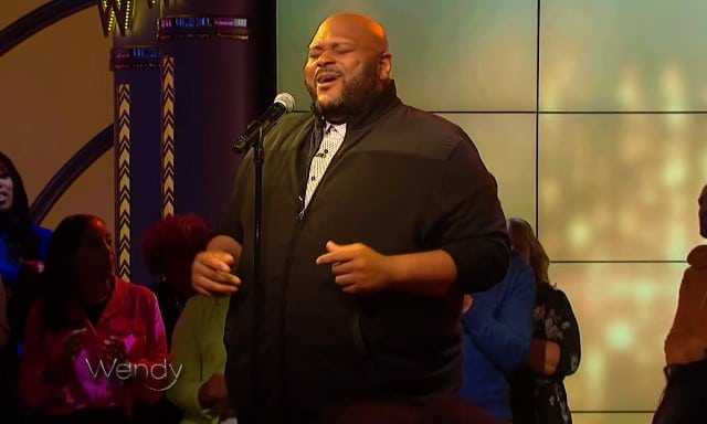 Ruben Studdard Wendy Williams Video