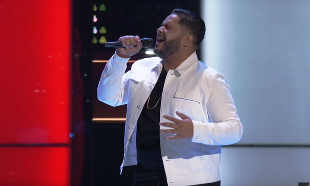 The Voice Johnny Bliss Preview