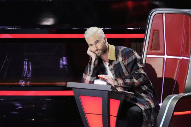 "THE VOICE -- ""Knockout Rounds"" -- Pictured: Adam Levine -- (Photo by: Trae Patton/NBC)"