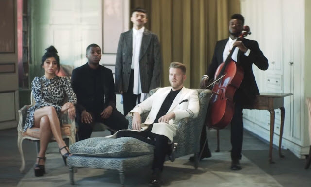 Pentatonix Cover Ed Sheeran's 'Perfect' (Music VIDEO)