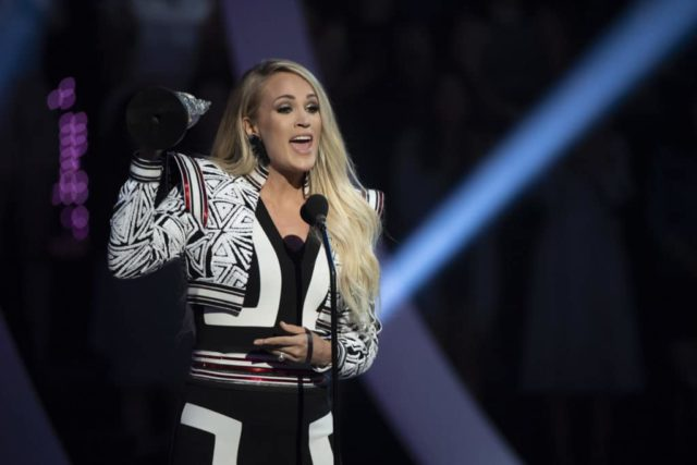 THE 2018 RADIO DISNEY MUSIC AWARDS - (Disney Channel/Image Group LA) CARRIE UNDERWOOD