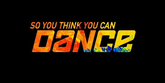 So You Think You Can Dance SYTYCD Logo
