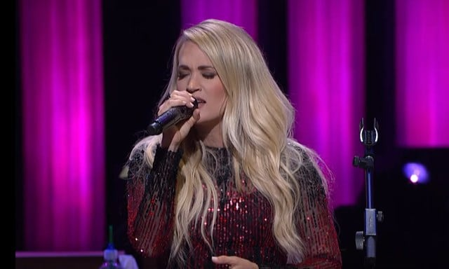 Carrie Underwood Cry Pretty Opry