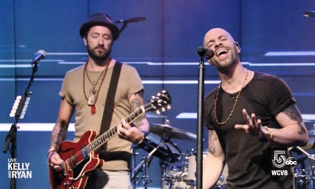Daughtry Live with Kelly and Ryan