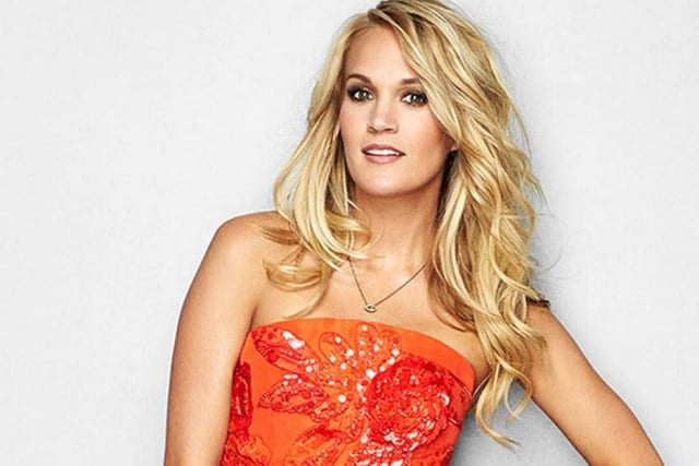 Carrie Underwood Redbook Cover