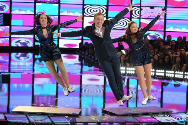 """WORLD OF DANCE -- """"Duels"""" Episode 212 -- Pictured: Second to None -- (Photo by: Justin Lubin/NBC)"""