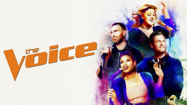 "THE VOICE-- Pictured: ""The Voice"" Key Art -- (Photo by: NBC)"