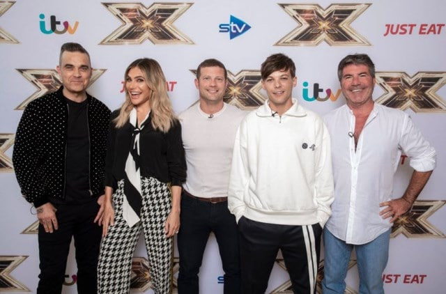 X Factor UK 2018 Judges Panel and Host